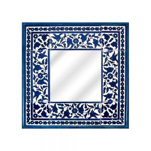 Mirror size 60 45 sharif oriental ceramics for Mirror 45 x 60